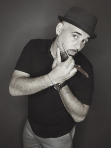 Miguel - Director gerente y barbero - En nuestra barbería desde 2012